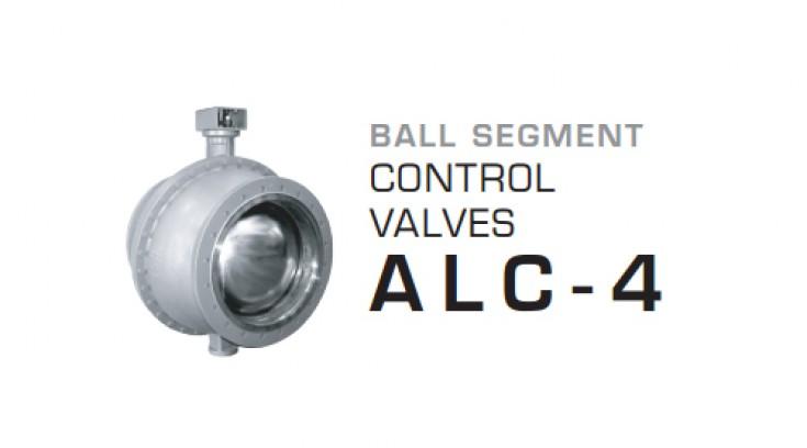 Ball Segment Control Valves ALC-4