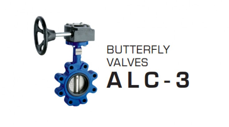 Butterfly Valves ALC-3