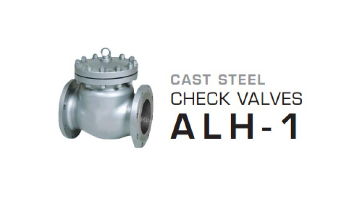 Cast Steel Check Valves ALH-1