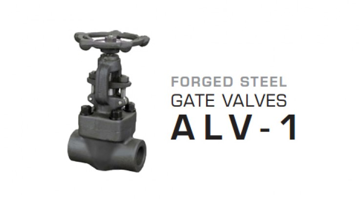 Forged Steel Gate Valves ALV-1
