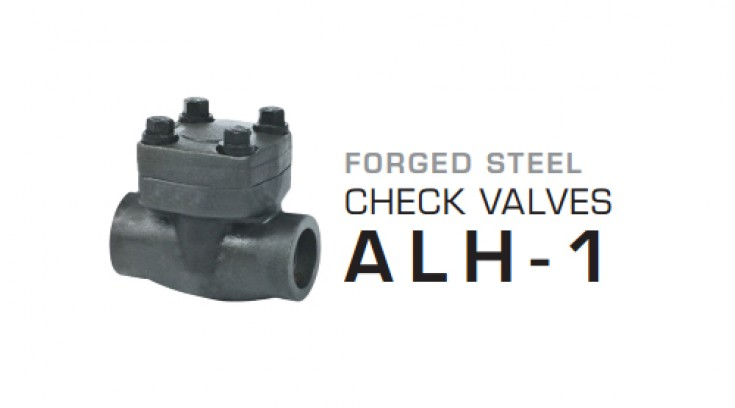 Forged Steel Check Valves ALH-1