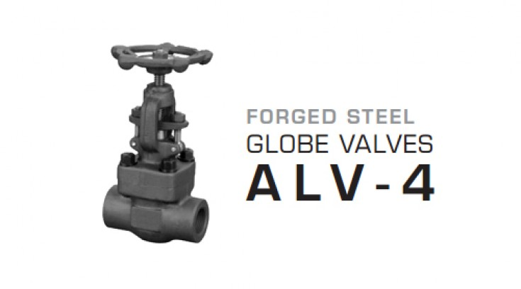 Forged Steel Globe Valves ALV-4