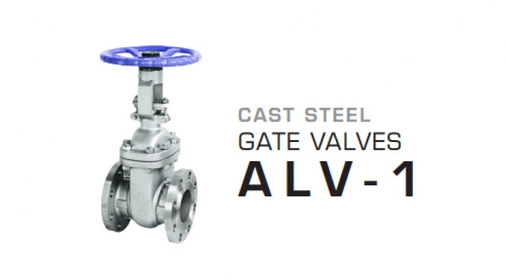 Cast Steel Gate Valves ALV-1